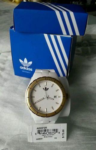 Adidas Armbanduhr Uhr Für Damen Cambridge Adh2125 Bild