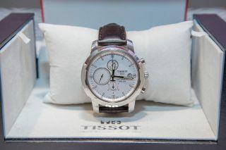 Tissot Prc200 Automatik Chronograph Bild