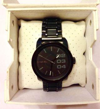 Diesel Herren - Armbanduhr Xl Schwarz Bild