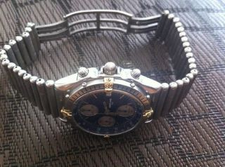 Hau Breitling Chronomat 100,  Box Bild