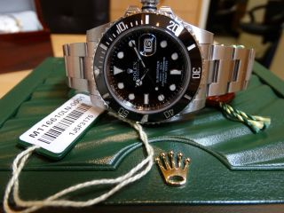 Rolex Submariner Bild