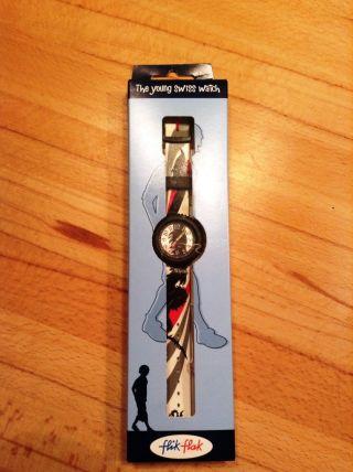 Flik Flak Zfps033 Armbanduhr Für Kinder Drache Ovp Bild