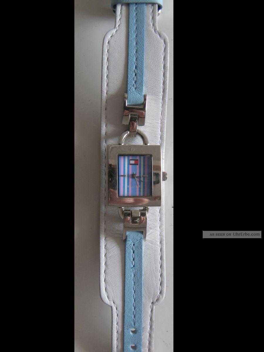 Tommy Hilfiger Armbanduhr Uhr Damen Armbanduhren Bild