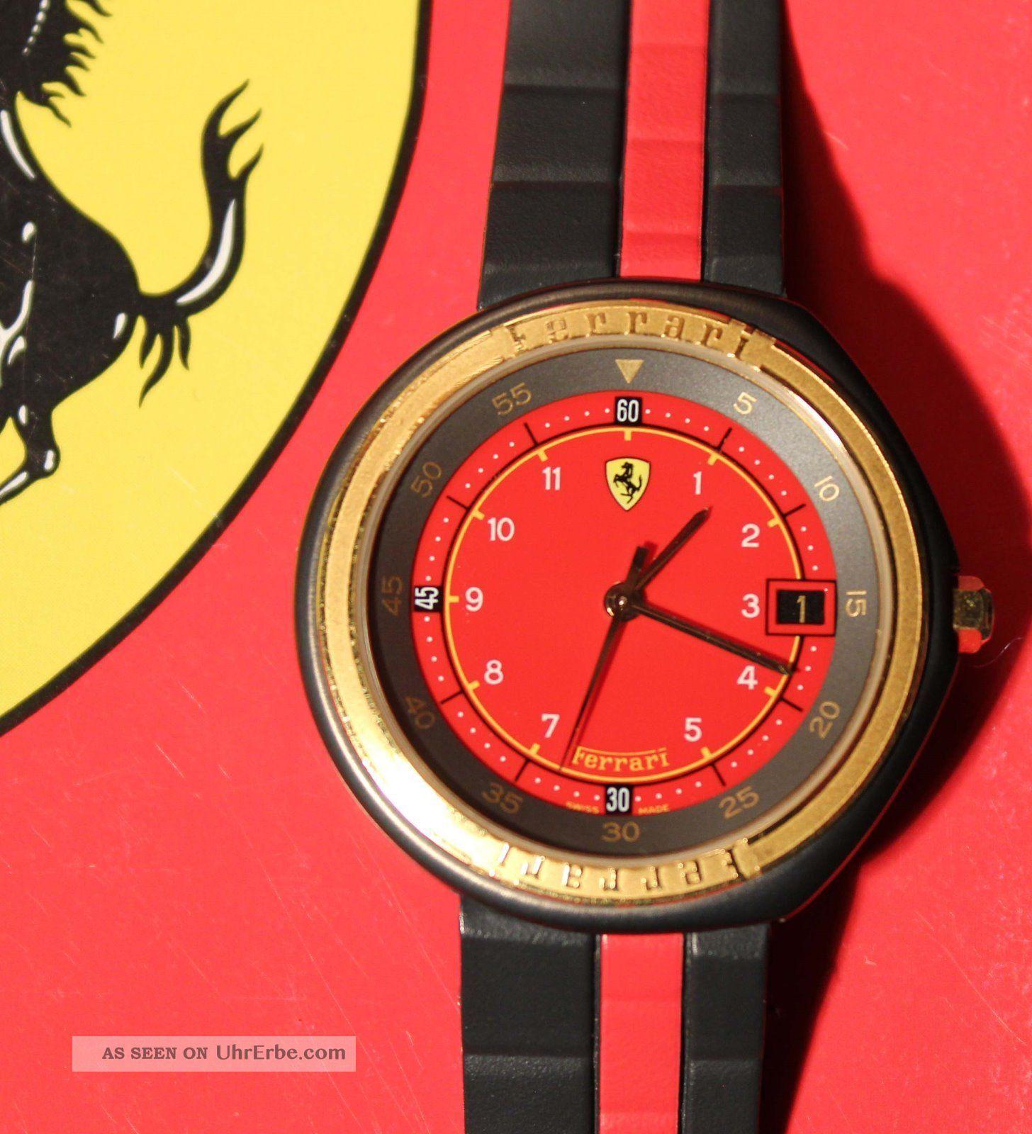 Ferrari Uhr Marine Armbanduhren Bild