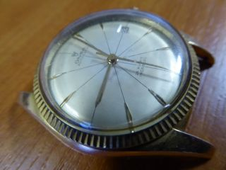 Onsa Herrenuhr Vintage Retro Intakt Swiss Made Schweizer Uhrwerk Bild