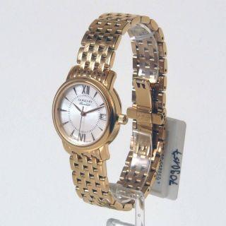 Dugena Premium Sapphire Damenuhr Tonda Petit 7090157 Uvp 219,  - Bild