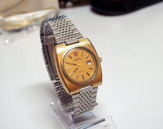 Omega - Geneve - Herren/damen - Uhr (lady ' S/men ' S Watch) Mit Datumsanzeige Bild