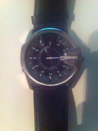 Diesel Uhr Top -,  Echt Leder Bild