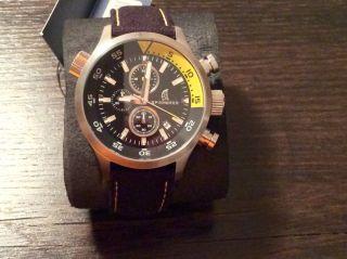 Herren Armbanduhr Spinnaker Chronograph Bild
