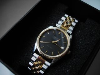 Tissot - Pr - 100 SchÖne Herren / Damen Uhr Aufgearbeitet Bild