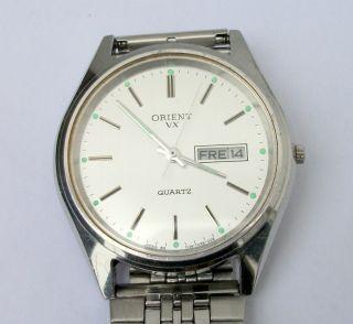 Orient Vx Herrenuhr Armbanduhr Uhr Sammleruhr Bild