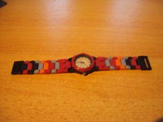 Lego Armbanduhr Für Kinder - Uhr - Bionicle Bild