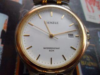 Luxus Hochwertige Kienzle Uhr Vintage FÜr Sammler Bild