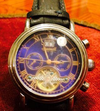 Ingersoll 35 Jewels In3400 Uhr Armbanduhr Bild