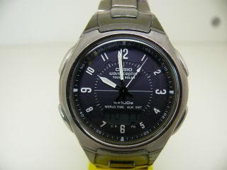 casio dual time watch instructions w 753