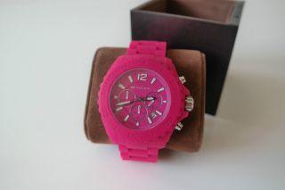 Michael Kors Mk8262 Damenarmbanduhr / Watch / Uhr Pink Bild