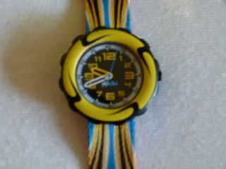Flik Flak Kinder - Armbanduhr,  Originalverpackt Bild