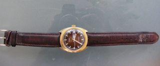 Timex Handaufzug Hau,  Herren Armbanduhr Wochentag / Datum Bild