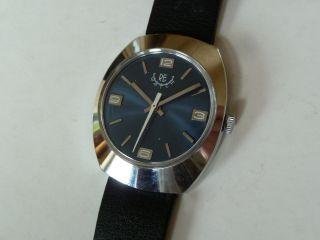 Silber Edition Re Watch Analoge Handaufzuguhr Bild