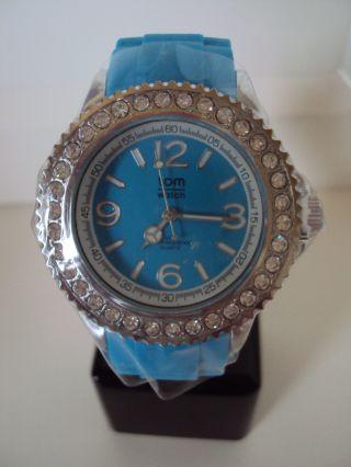 Tomwatch Crystal 40 Wa 00069 Ocean Turquoise Uvp 49,  90€ Bild