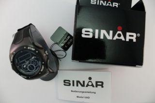 Sinar Uhr Analog Digitale Armbanduhr Uad - 1 - 1 Jugend - Uhr