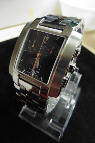 Tissot T - Trend Txl Dau Hau Herrenuhr Luxus Klassisch Uhr Quarz Chronograph Watch Bild
