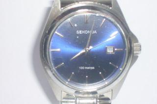 Sekonda Uhr Herrenuhr Armbanduhr,  Ovp / Classic Gents Watch, Bild