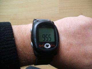Uhrsammlung Alte Digital Mbo Pulsmesser Herrenuhr Bild