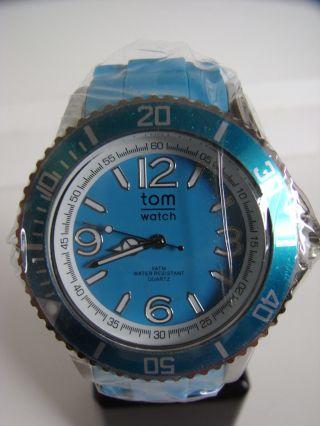 Tomwatch Basic 44 Wa 0010 Ocean Turquoise Uvp 49,  90€ Bild