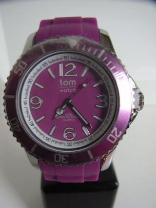 Tomwatch Basic 44 Wa 00030 Deep Pink Uvp 49,  90€ Bild