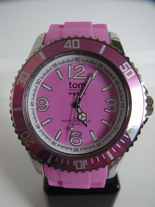 Tomwatch Basic 44 Wa 0007 Pretty Rose Uvp 49,  90€ Bild