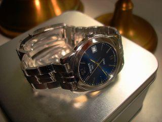 Tissot Pr - 50 SchÖne Herren / Damen Uhr Aufgearbeitet - Erstklassiger Top Bild