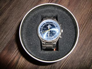 Best Times Chronograph Vd 54 Armbanduhr Uhr Herrenarmbanduhr Ovp Bild