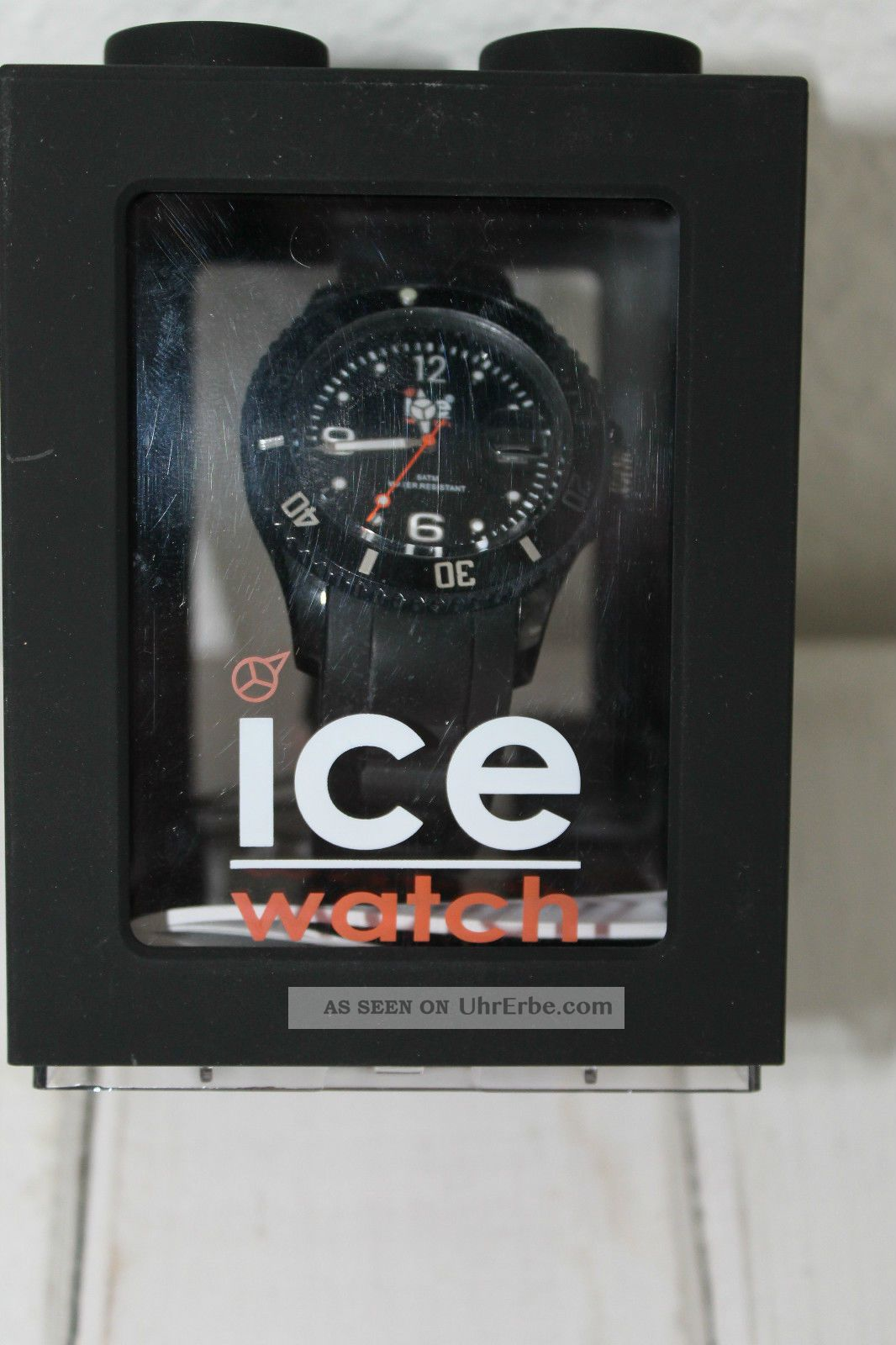ice watch uhr top armbanduhr sili forever unisex. Black Bedroom Furniture Sets. Home Design Ideas