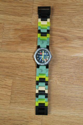 Lego Star Wars Armbanduhr,  Meister Yoda,  Wie Bild