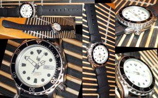 Bm Automatic Armbanduhr 200m. Bild