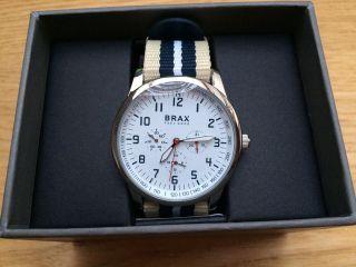Brax Chronograph Armbanduhr Uhr Bild