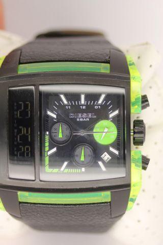 Aus Meiner Uhrensammlung - Coole Diesel Ana/digi Uhr Dz 7153 - Wie Bild