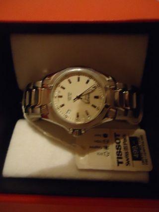 Uhr Armbanduhr Herrenuhr Luxusuhr Tissot Bild