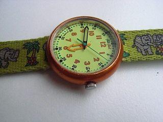 Kinder Armbanduhr Flik - Flak Swiss Bild
