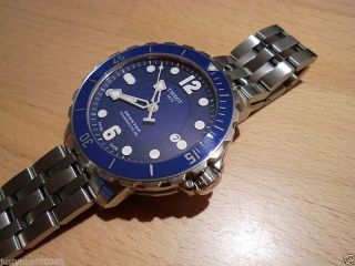 Tissot Seastar 1000 Automatic,  Powermatic 80,  Neuwertig,  Taucheruhr Bild