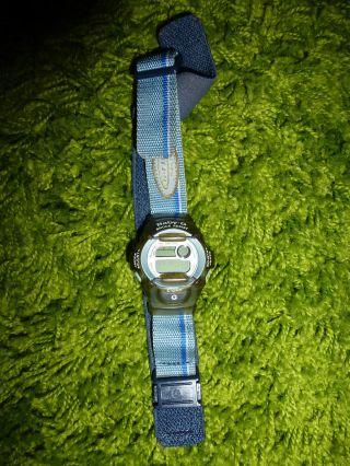 Baby - G Blau Grau Ohne Batterie Funktionsfähig Bild