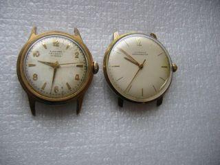 2 St.  Junghans Armbanduhr Handauzug Bild