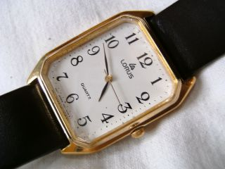 Lorus Herren Armband Uhr Quartz Japan Movt Bild