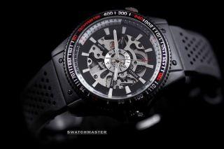 Winner Automatikuhr Mechanische Uhr Automatik Herren Uhr Bild
