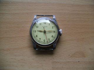 Uhr Sammlung Alte Defekte Cimier Herrenuhr An Bastler Bild