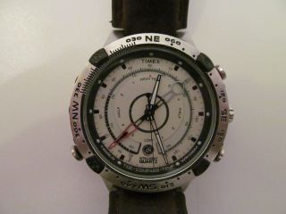 Timex Tide Temp Compass Mit Intelligent Quartz™ Technologie T2n721 Bild