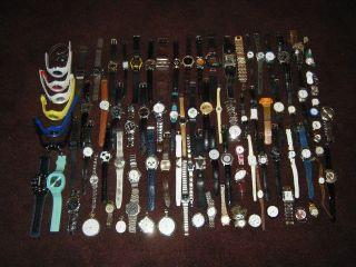 Uhren Armbanduhren Konvolut Bastleruhren Sammleruhren Bild