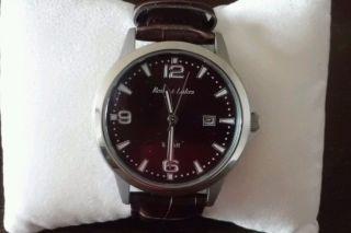 Klassisch - Elegante Armbanduhr Von Rover & Lakes Bild