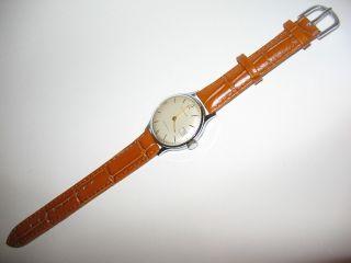 Kienzle Herren Uhr Kaliber 051a/52 Wk 50er Jahre Sehr Selten Bild